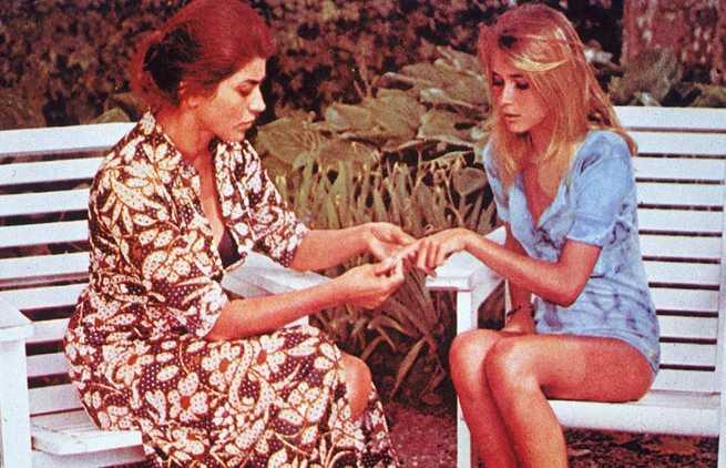 Il ginocchio di claire 1970 for Pauline alla spiaggia