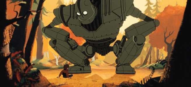 Recensione su il gigante di ferro