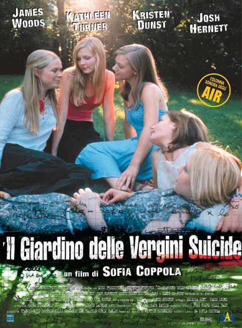 Il giardino delle vergini suicide 1999 - Il giardino delle vergini suicida streaming ...