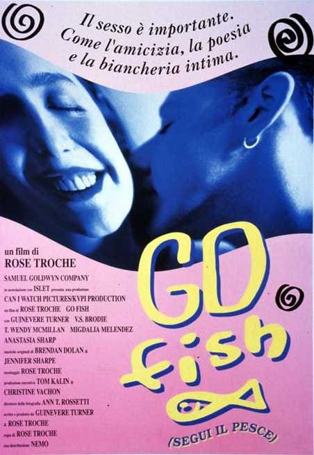 Go fish segui il pesce 1994 for Go fish film