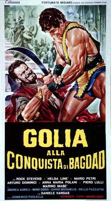 1/4 - Golia alla conquista di Bagdad