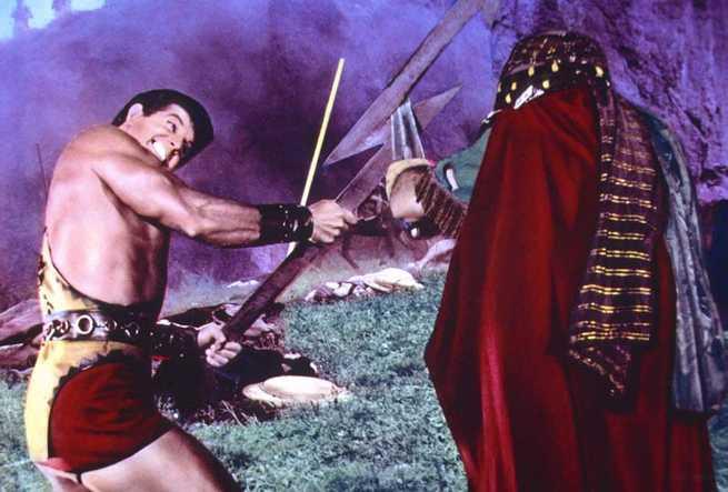 2/4 - Golia alla conquista di Bagdad