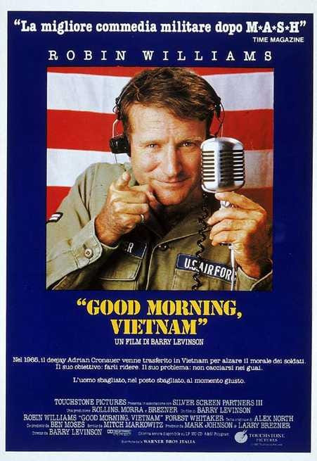1/7 - Good Morning, Vietnam
