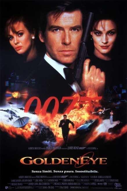 2/7 - 007. Goldeneye