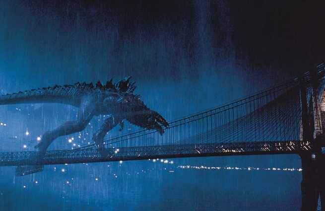 1/7 - Godzilla