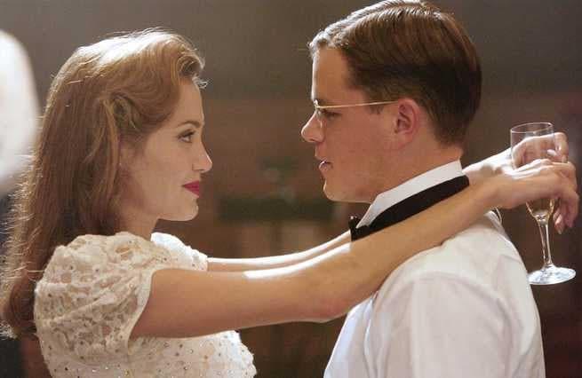Angelina Jolie, Matt Damon