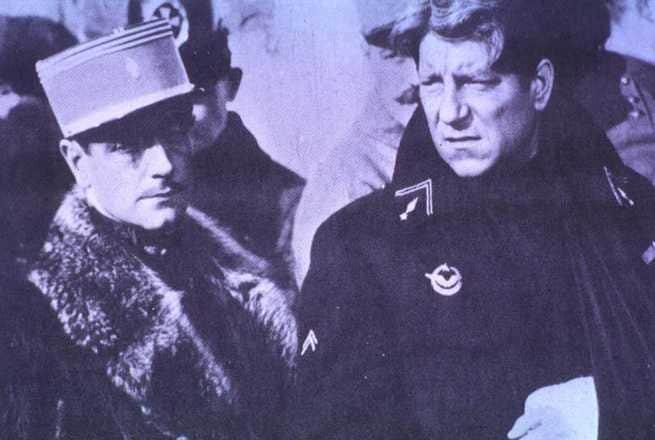 Jean Gabin, Pierre Fresnay