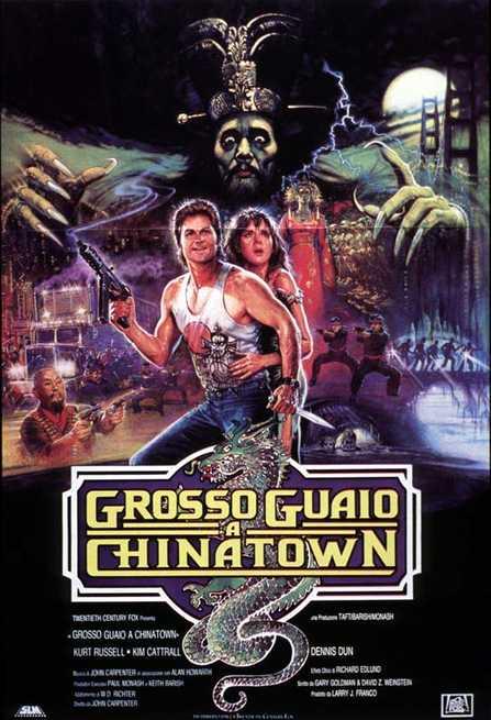 2/6 - Grosso guaio a Chinatown