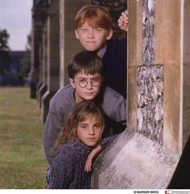 1/7 - Harry Potter e la pietra filosofale