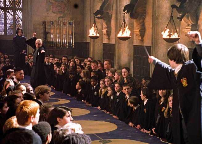 2/7 - Harry Potter e la camera dei segreti