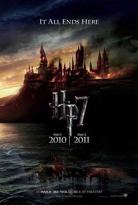 Harry Potter e i doni della morte (Parte I)