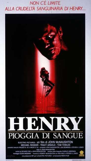 1/5 - Henry - Pioggia di sangue