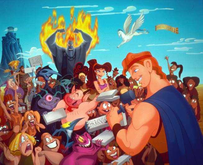 Hercules filmtv