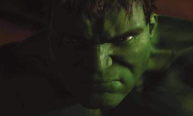 1/7 - Hulk
