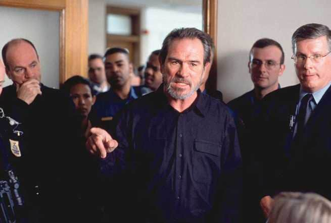 The Hunted - La preda: Tommy Lee Jones