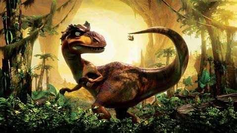 2/7 - L'era glaciale 3: l'alba dei dinosauri