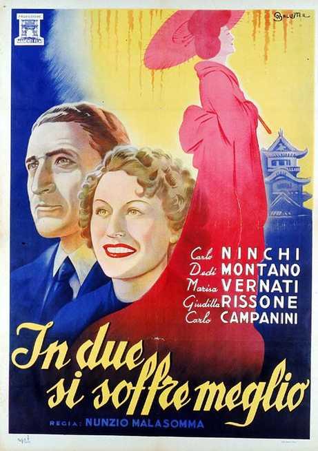 In Due Si Soffre meglio (1942)