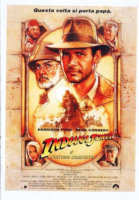 1/7 - Indiana Jones e l'ultima crociata