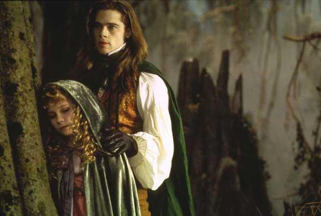 Brad Pitt, Kirsten Dunst
