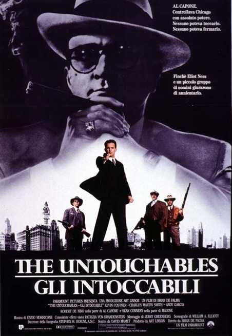 1/4 - The Untouchables - Gli intoccabili