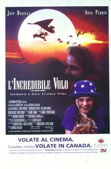 0/7 - L'incredibile volo