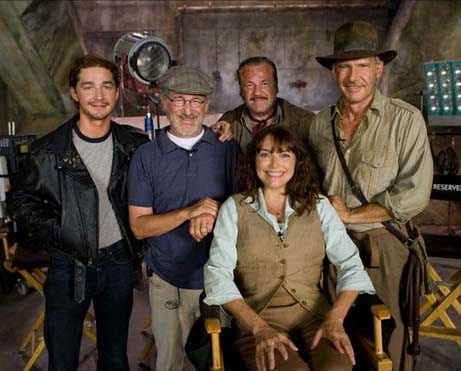 2/7 - Indiana Jones e il regno del teschio di cristallo