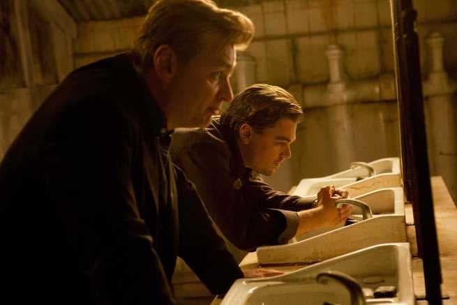 Inception: Christopher Nolan, Leonardo DiCaprio