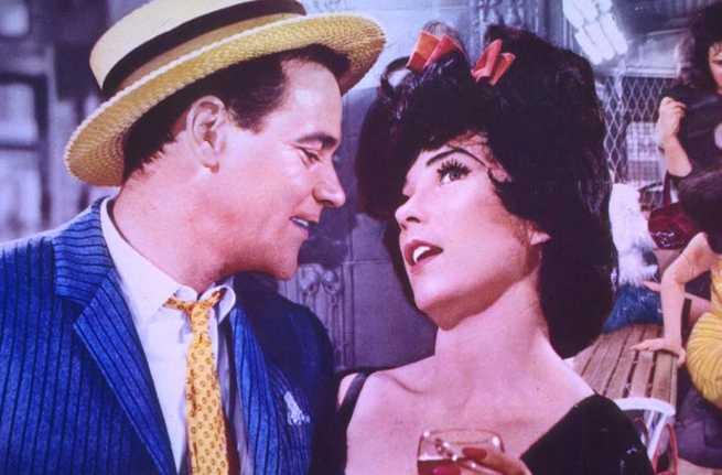 Risultati immagini per irma la dolce film 1963