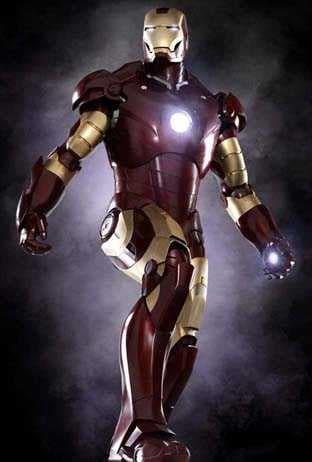 1/7 - Iron Man