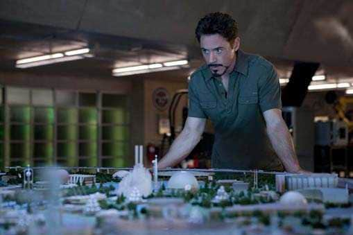 2/7 - Iron Man 2