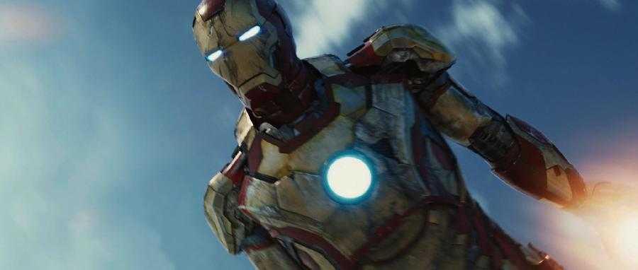 1/4 - Iron Man 3