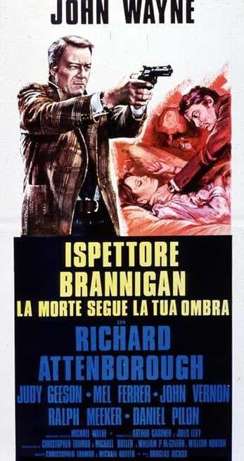 Risultati immagini per Ispettore Brannigan la Morte segue la tua Ombra