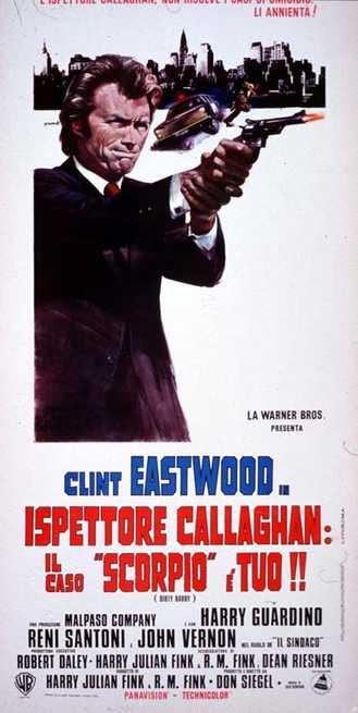 1/2 - Ispettore Callaghan: il caso Scorpio è tuo!