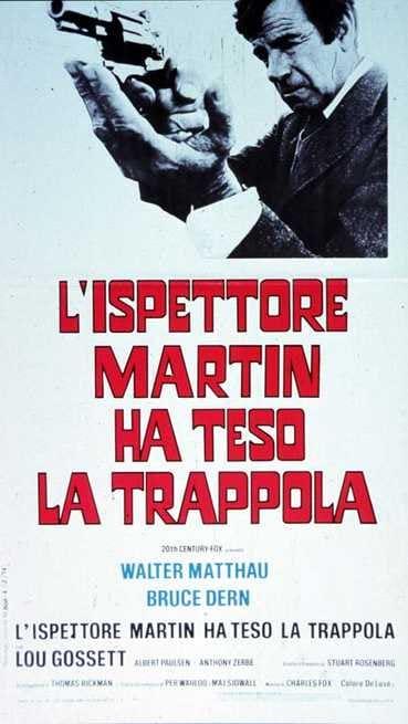 L'Ispettore Martin Ha Teso La Trappola (1973)