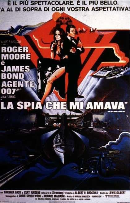 1/3 - Agente 007. La spia che mi amava