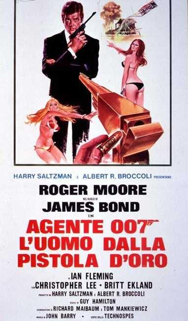 1/4 - Agente 007. L'uomo dalla pistola d'oro