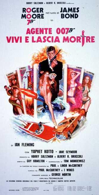 1/3 - Agente 007. Vivi e lascia morire