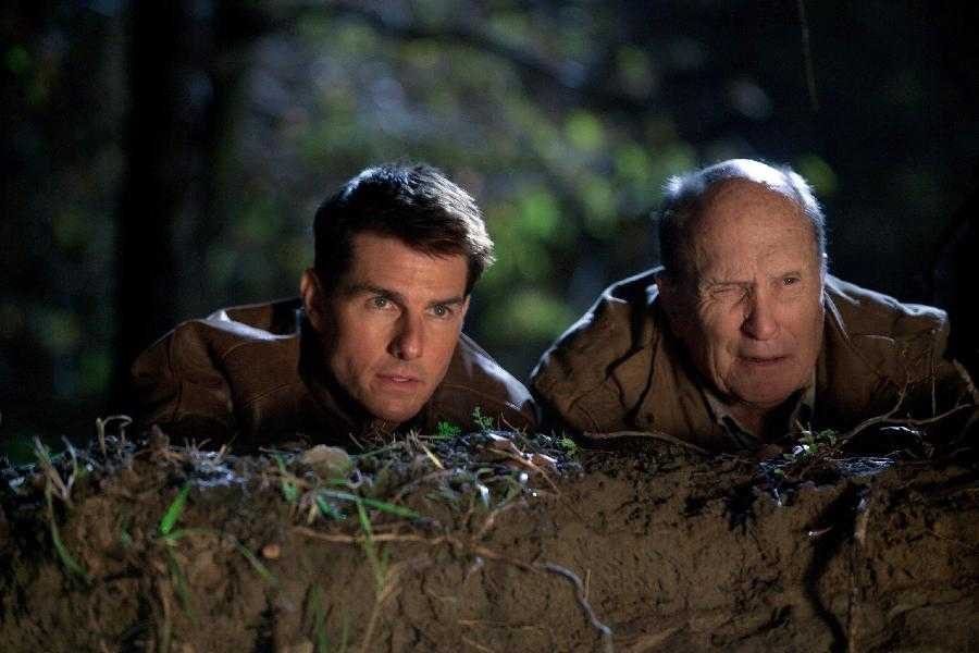 Jack Reacher: La prova decisiva: Tom Cruise, Robert Duvall