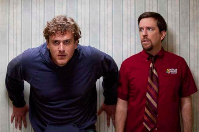 Jason Segel, Ed Helms