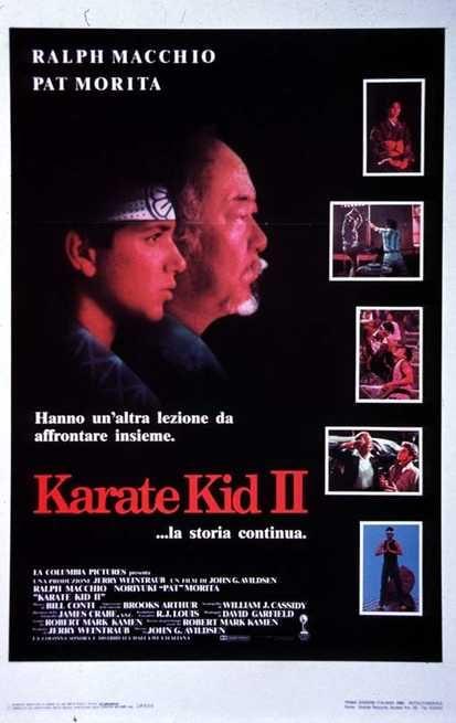 1/4 - Karate Kid II