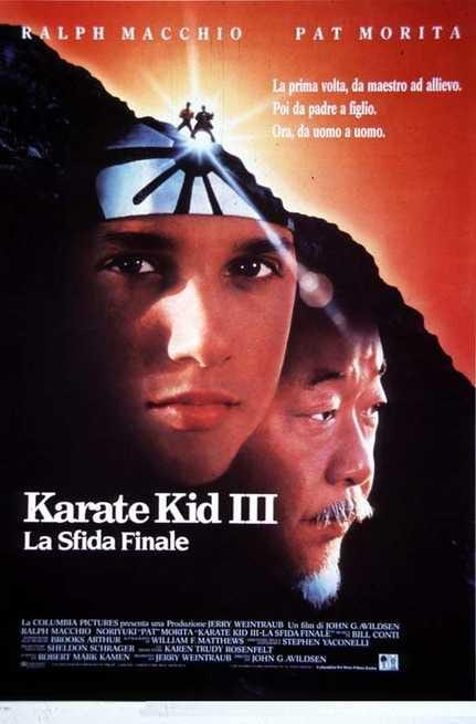 2/7 - Karate Kid III. La sfida finale