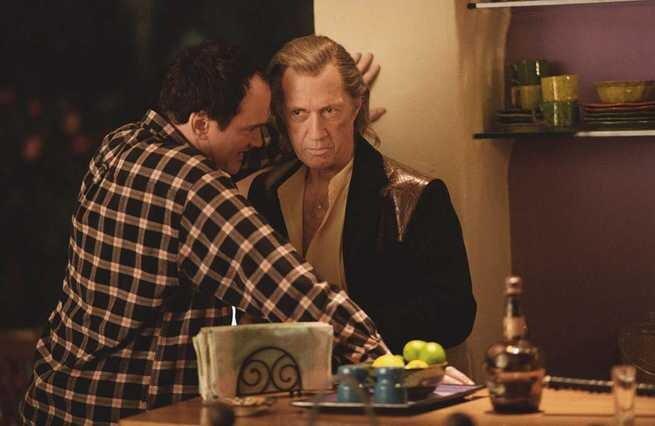 Quentin Tarantino, David Carradine