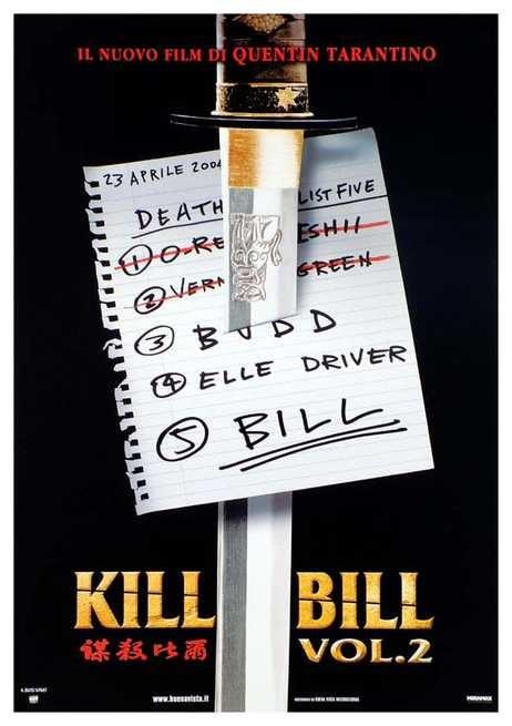 Kill Bill Vol 2 Stream