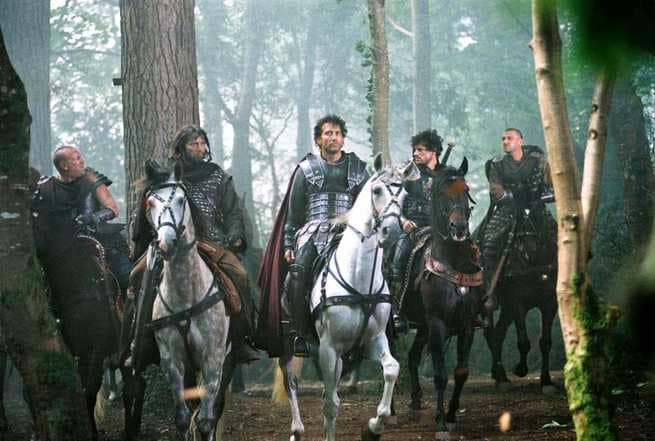 2/7 - King Arthur