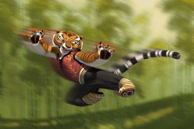 1/7 - Kung Fu Panda