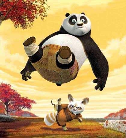 2/7 - Kung Fu Panda