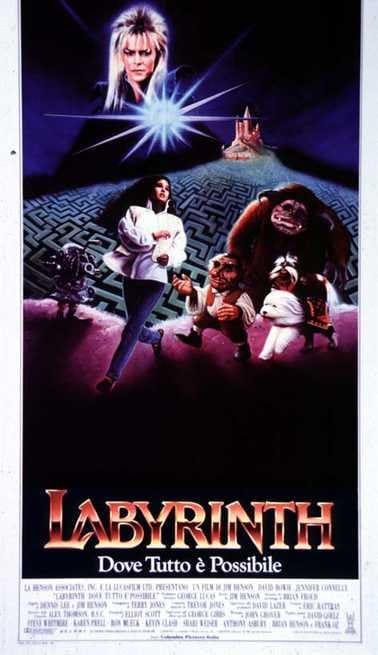 1/7 - Labyrinth - Dove tutto è possibile