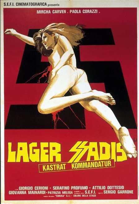 Lager SSadis Kastrat Kommandantur (1976)