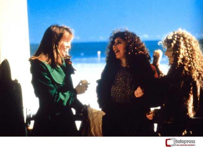 Diane Keaton, Carol Kane, Kathryn Grody
