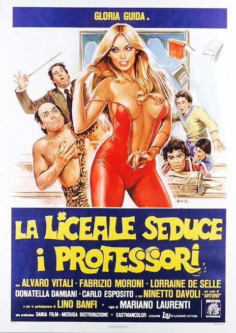 1/0 - La liceale seduce i professori